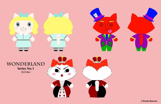 Purry: Wonderland Collection